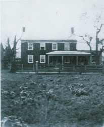 David Coffman residence, Fruitland